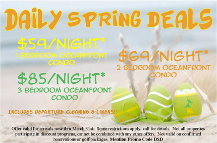 Daily Spring Deals