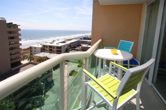 malibu pointe balcony